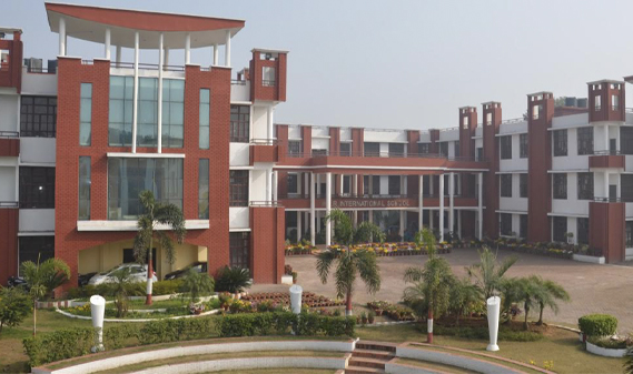 S.R. International School, Bareilly
