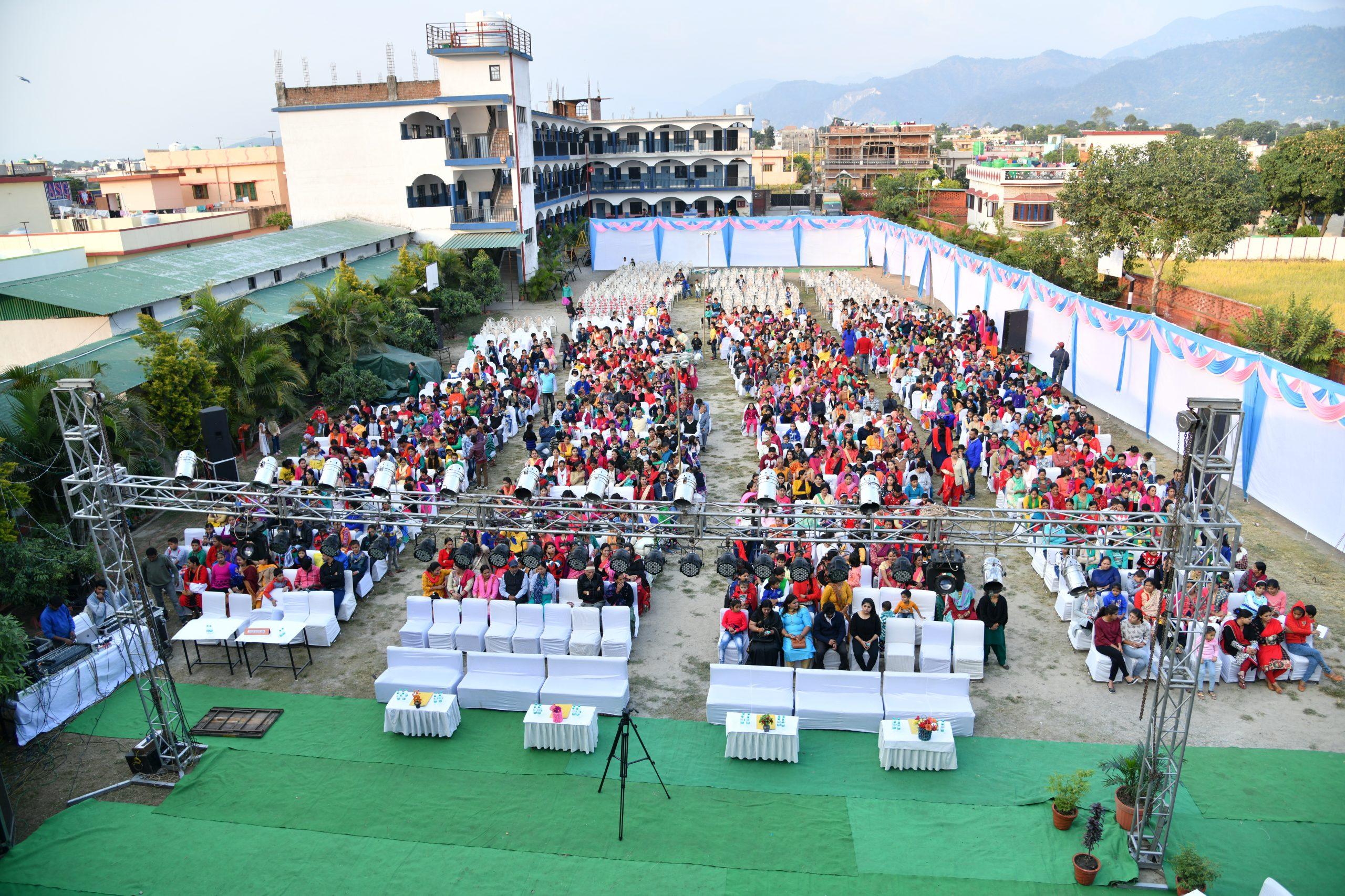 Dehradun World School