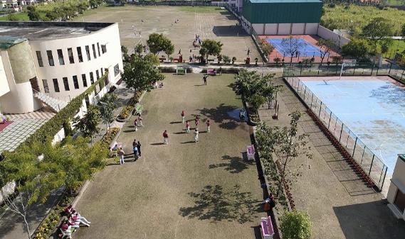 B L M Academy Senior Secondary School