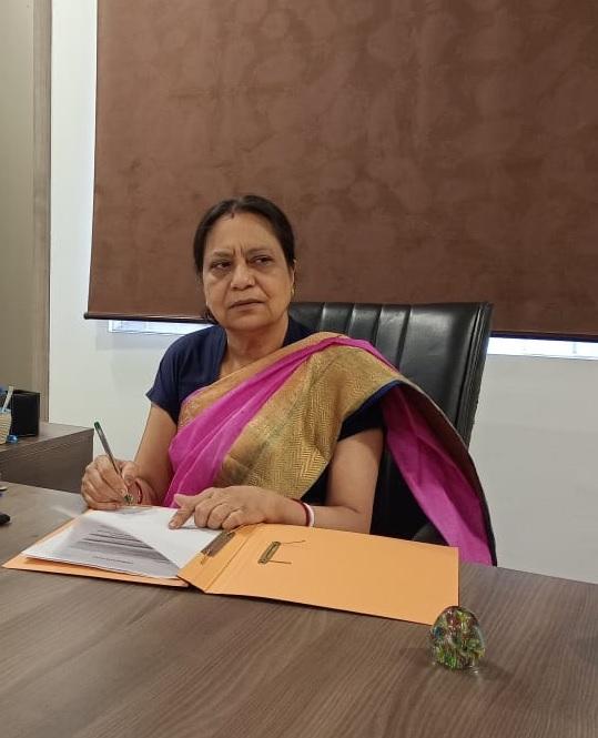 Mrs. Madhumita Banerjee