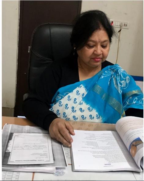 Mrs Madhu Jha