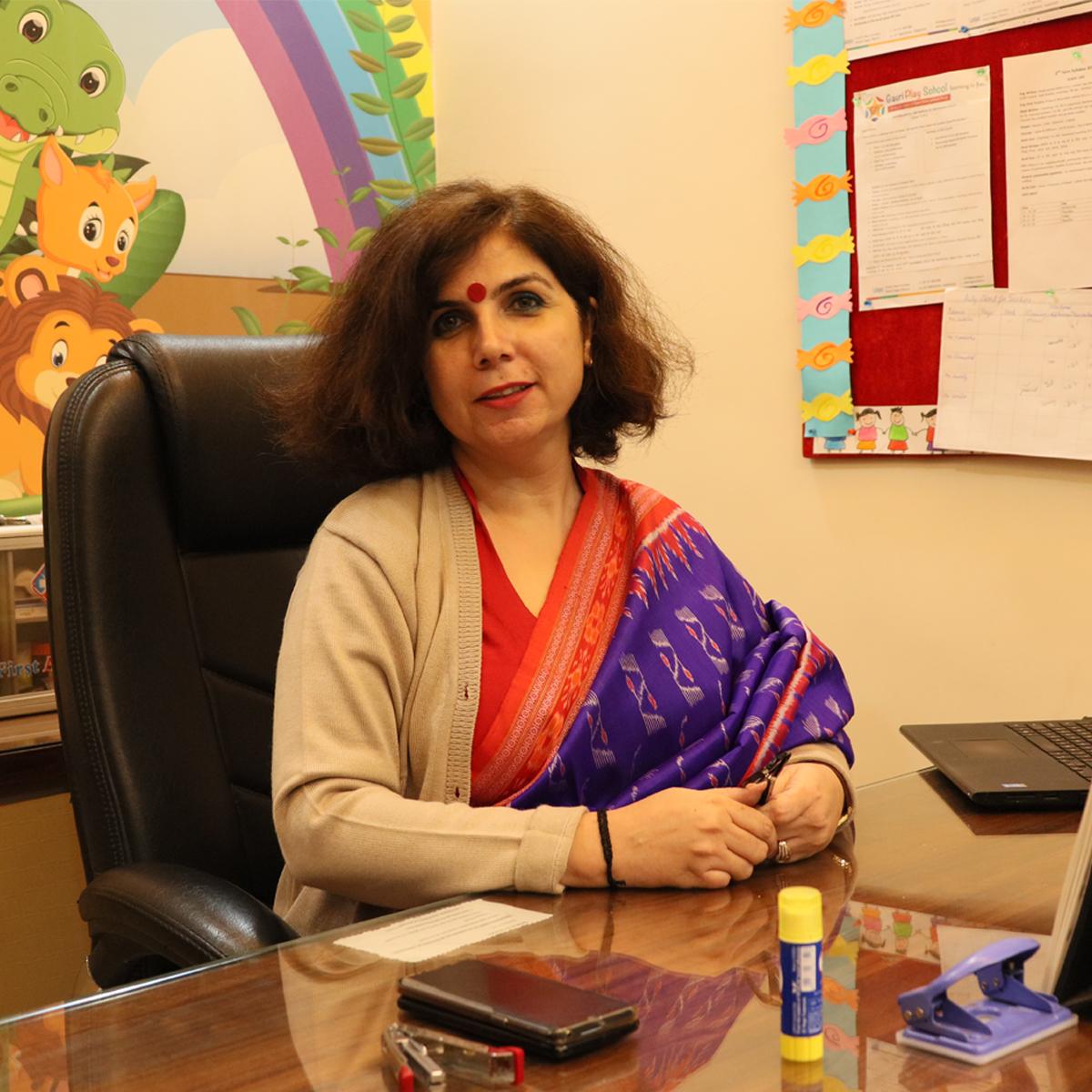 Mrs. Anuradha Brar