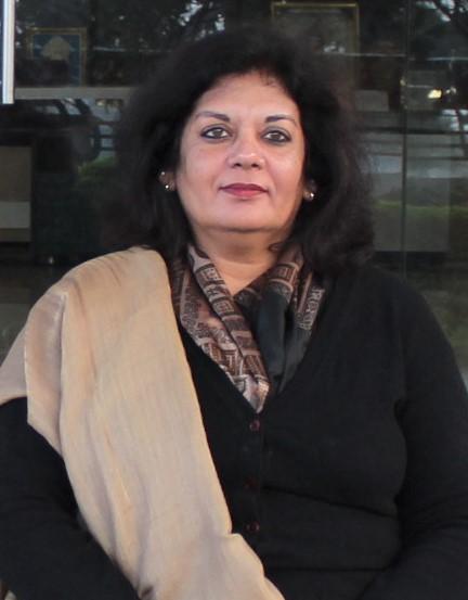 Ms Raveen Pande
