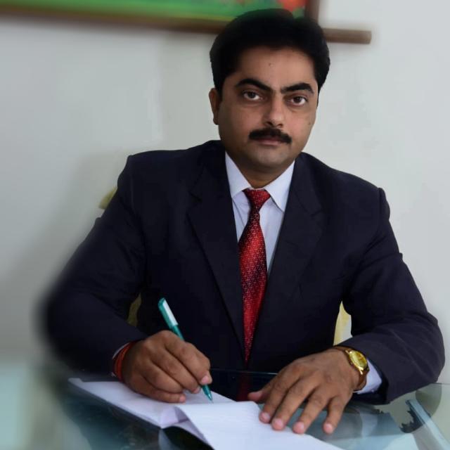 Mr. Dileep Kumar Mishra
