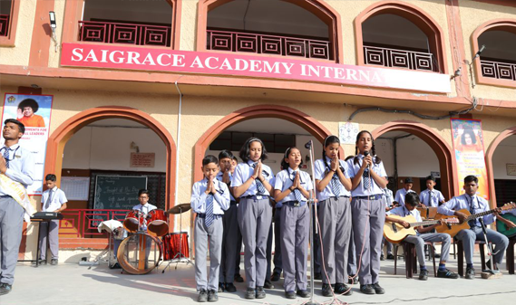 Saigrace Academy International School