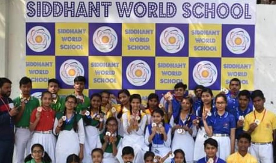 Siddhant World School, Chinhat