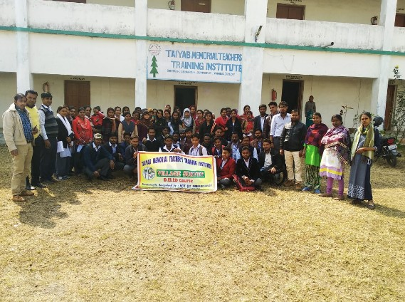 Explore Taiyab Memorial Teachers Training College